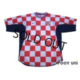 Croatia 2000 Home Shirt