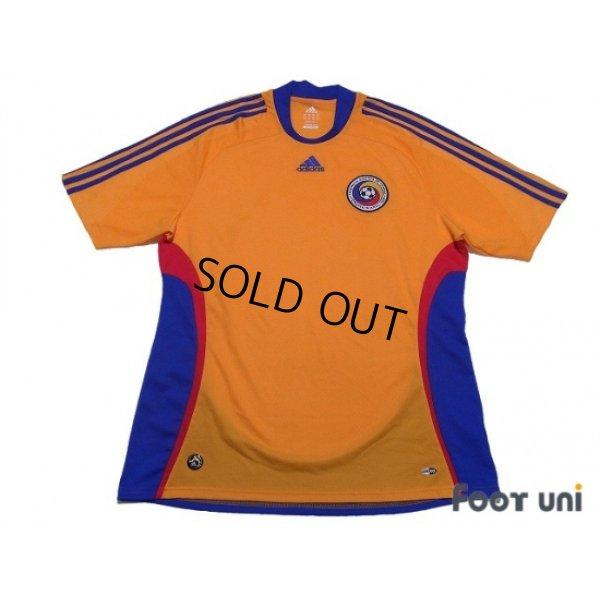 Photo1: Romania 2008 Home Shirt