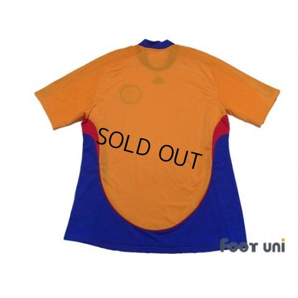 Photo2: Romania 2008 Home Shirt