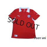 Chile 2012 Home Shirt w/tags
