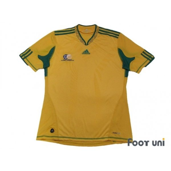 Photo1: South Africa 2010 Home Shirt
