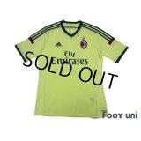 AC Milan 2014-2015 3RD Shirt #9 Torres