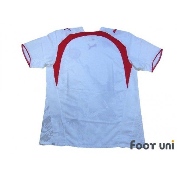 Photo2: Tunisia 2006 Home Shirt w/tags
