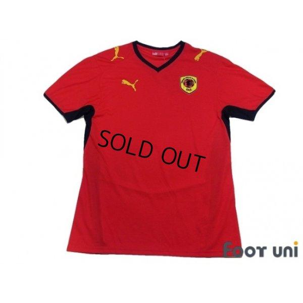 Photo1: Angola 2008 Home Shirt w/tags