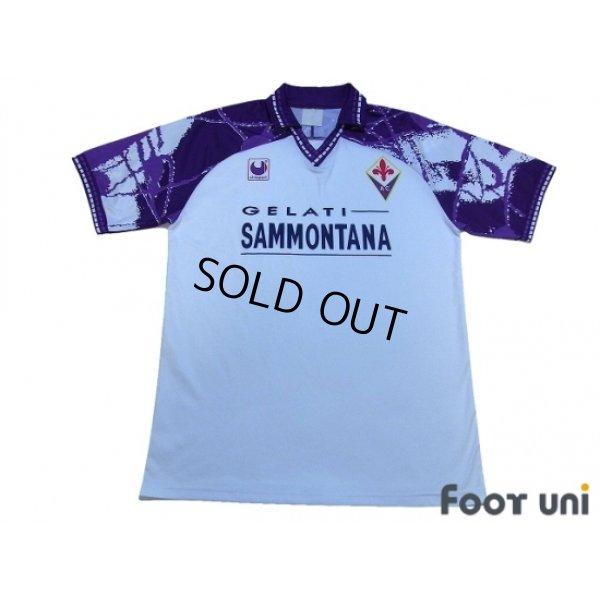 Photo1: Fiorentina 1994-1995 Away Shirt