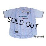 Lazio 2001-2003 Cup Shirt w/tags