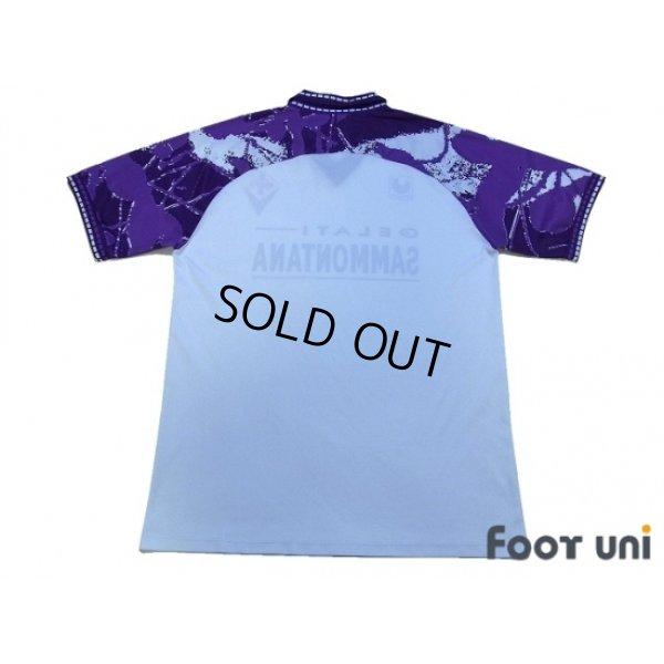 Photo2: Fiorentina 1994-1995 Away Shirt