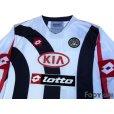 Photo3: Udinese 2005-2006 CUP Long Sleeve Shirt #9 Iaquinta w/tags