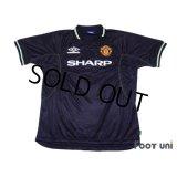 Manchester United 1998-1999 3RD Shirt