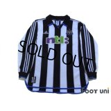 Newcastle 2000-2001 Home Long Sleeve Shirt