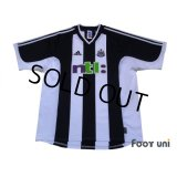 Newcastle 2001-2003 Home Shirt