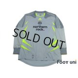 Newcastle 2007-2008 GK Goalkeeper Long Sleeve Shirt