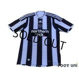 Newcastle 2009-2010 Home Shirt