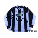 Newcastle 2001-2003 Home Long Sleeve Shirt