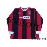 Manchester City 2003-2005 Away Long Sleeve Shirt