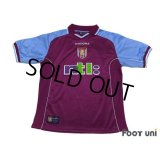 Aston Villa 2000-2001 Home Shirt