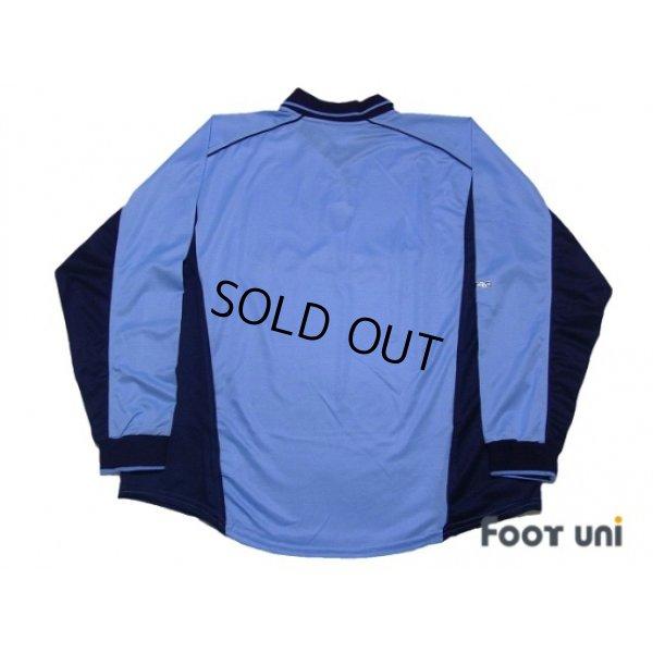 Photo2: Bolton Wanderers 2000-2001 Away Long Sleeve Shirt