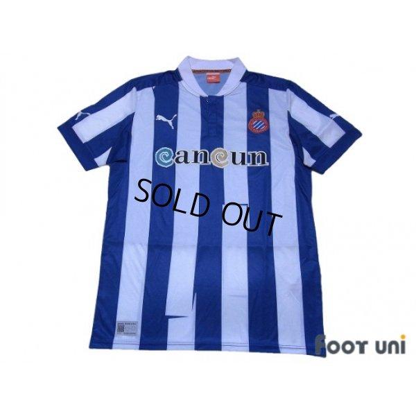 Photo1: Espanyol 2011-2012 Home Shirt
