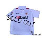 Sevilla 2009-2010 Home Shirt LFP Patch/Badge