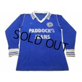 Schalke 04 80's Home L/S Shirt