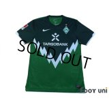 Werder Bremen 2010-2011 Home Shirt Bundesliga Patch/Badge