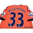 Photo4: Queens Park Rangers 2011-2012 Away Shirt #33 Macheda BARCLAYS PREMIER LEAGUE Patch/Badge