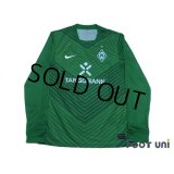 Werder Bremen 2011-2012 Home Authentic L/S Shirt w/tags