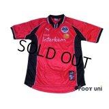 Eintracht Frankfurt 1998-2000 Home Shirt