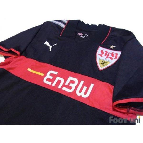 Photo3: VfB Stuttgart 2008-2009 Away Shirt w/tags