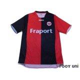 Eintracht Frankfurt 2007-2009 Home Shirt #20 Inamoto