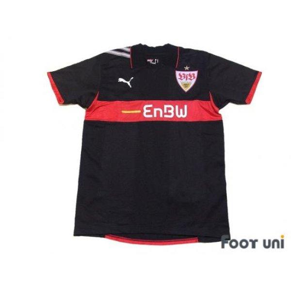 Photo1: VfB Stuttgart 2008-2009 Away Shirt w/tags