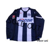 Hertha Berlin 2004-2005 Home L/S Shirt #16 Dejagah Bundesliga Patch/Badge