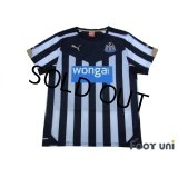 Newcastle 2014-2015 Home Shirt