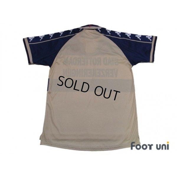 Photo2: Feyenoord 2000-2001 Away Shirt
