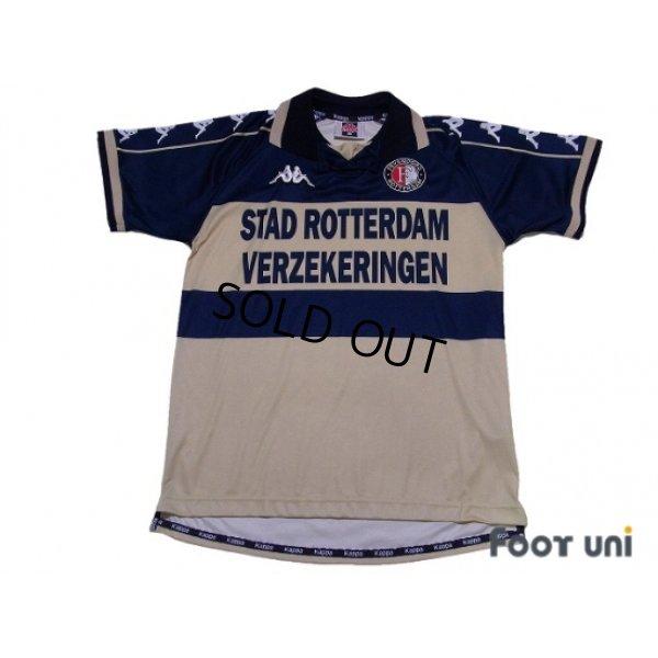 Photo1: Feyenoord 2000-2001 Away Shirt