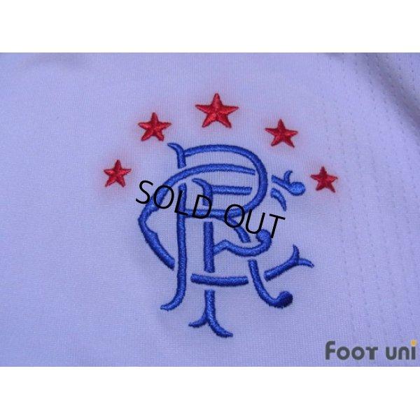 Photo5: Rangers 2007-2008 Away Shirt w/tags