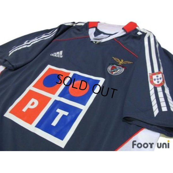 Photo3: Benfica 2006-2007 Away Shirt