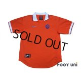 Netherlands 1997 Home Shirt