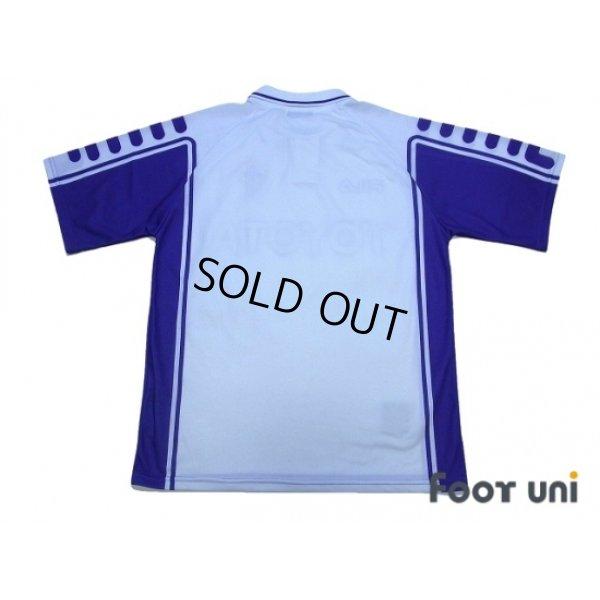 Photo2: Fiorentina 1999-2000 Away Shirt