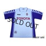 Fiorentina 1999-2000 Away Shirt