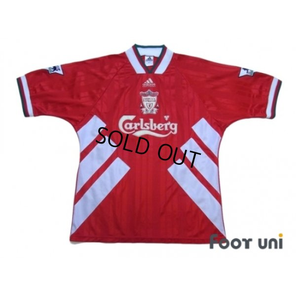 new products 89d05 b0844 Liverpool 1994-1996 Home Shirt #9 Ian Rush - Online Store ...