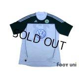 VfL Wolfsburg 2010-2011 Home Shirt #13 Hasebe w/tags