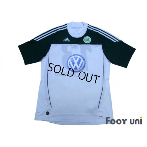 Photo1: VfL Wolfsburg 2010-2011 Home Shirt #13 Hasebe w/tags