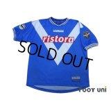 Brescia 2000-2001 Home Shirt #10 Baggio Lega Calcio Patch / Badge