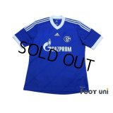 Schalke04 2012-2014 Home Shirt w/tags