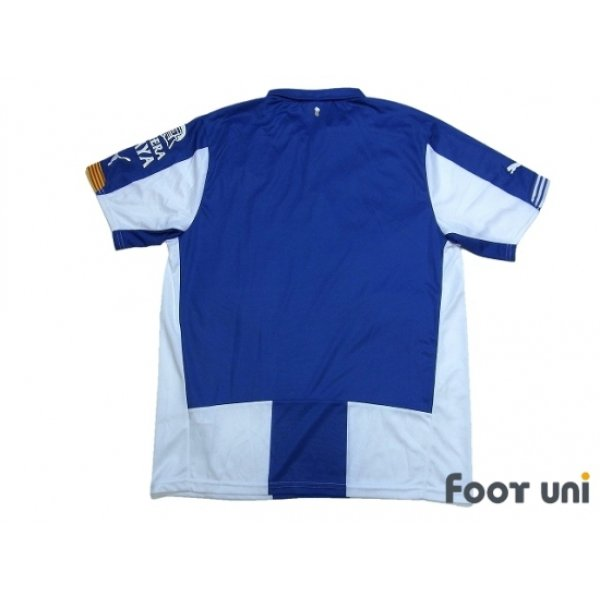 Photo2: Espanyol 2014-2015 Home Shirt