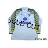 Parma 1995-1997 Home Long Sleeve Shirt #10 Zola