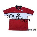 1. FC Kaiserslautern 2001-2002 Home Shirt