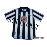 Newcastle 1999-2000 Home Shirt
