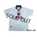 Manchester United 1996-1997 Away Shirt #10 Beckham